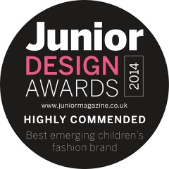 Junior Design Awards 2014: Highly Commended