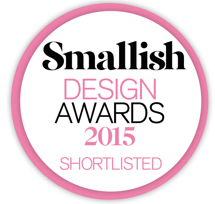 Smallish Design Awards 2015: Shortlisted