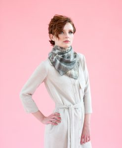 Womens' Pale Cloud Linen