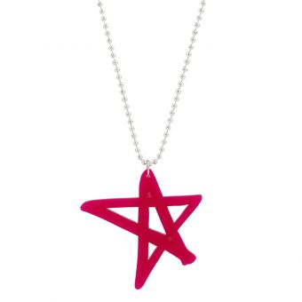 LUCYPEACHSLICE, Emma Prigmore, St Albans, accessories, star, SS17, necklace, kids necklace, girls necklace