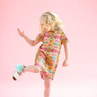 Dragon Dress, LucyPeachSlice, Emma Prigmore, SS17